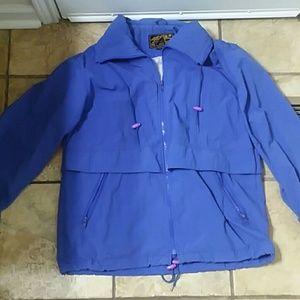 Vintage Eddie Bauer Vented Jacket